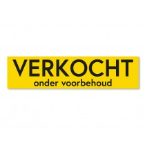 Ultra removable sticker VERKOCHT ONDER VOORBEHOUD